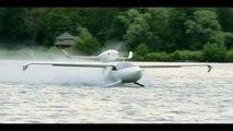 Lisa Airplanes, LISA Akoya amphibious light sport aircraft.
