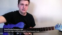 """Jazz Guitar: Phrasing and Playing """"Right Notes"""" - Jazz Guitar Lesson"""