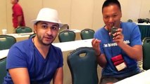 Masterminding with John Chow at the MOBE Titanium Mastermind in The Bahamas
