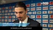 PSG - Toulouse. Zlatan : «Je suis fier pour Adrien»