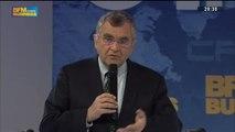 """Spéciale 01Business Forum: """"La transformation c'est l'humanité"""": Xavier Fontanet – 21/02"""