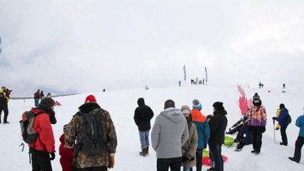 La Vell'avalanche 2015 aux Estables