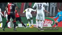 Rennes 1-1 Bordeaux - All Goals - 21-02-2015