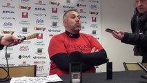 Rugby Top 14 - C. Urios après Oyonnax - Castres (2e partie)