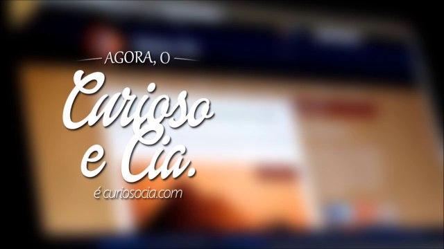Novo site do Curioso e Cia.