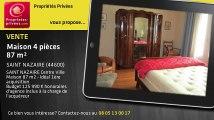 A vendre - maison - SAINT NAZAIRE (44600) - 4 pièces - 87m²
