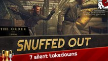 The Order: 1886 SNUFFED OUT Trophy Guide - 7 Silent Takedowns