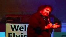 Bryan Clark sings NEVER BEEN TO SPAIN at Elvis Week 2007 ELVIS PRESLEY song video