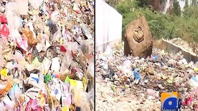 Clean,Green and Peaceful Sindh-Karachi Campaign-22 Feb 2015