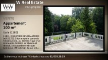 A vendre - Appartement - Uccle (1180) - 100m²