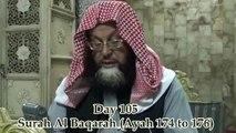 105--Dars e Quran (Masjid e Shuhada) 18-02-2015 Surah Al-Baqarah 083