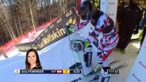 Mondiaux: Fenninger gagne le slalom géant, Maze and Vonn out