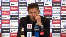 24e j - Griezmann et l'Atletico réjouissent Simeone