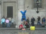 Japanese Acrobat in London