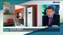Viessmann France: vers l'utilisation d'un système de chauffage plus innovant?: Claude Gemelli (4/5) - 22/02