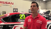 Michael Caruso to run traditional Nissan racing number in 2015 V8 Supercars championship