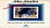 CHE VUOI CHE SIA... SE T'HO ASPETTATO TANTO/IO DONNA, IO PERSONA Mia Martini 1976 (Facciate2)