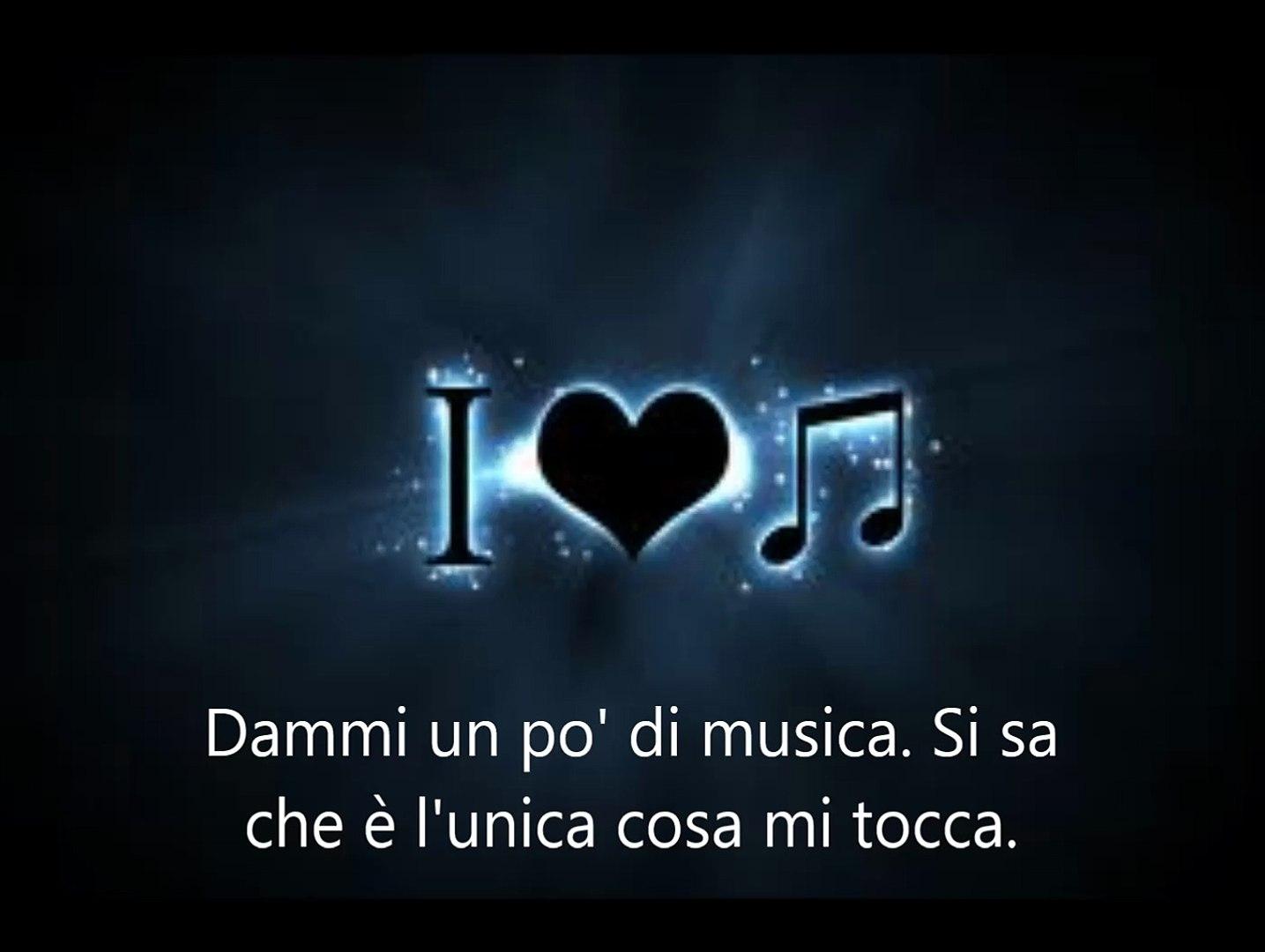 La musica!