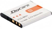 Аккумулятор для Sony Cyber-shot DSC-W830 Digicare PLS-BN1