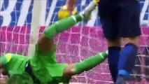 Superb Goal Francesco Totti 1-0 Hellas Verona vs AS Roma Serie A 2015