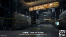 Call of Duty Advanced Warfare - multiplayer - Ascend - Duelo por Equipos - Ronda de Practicas #4