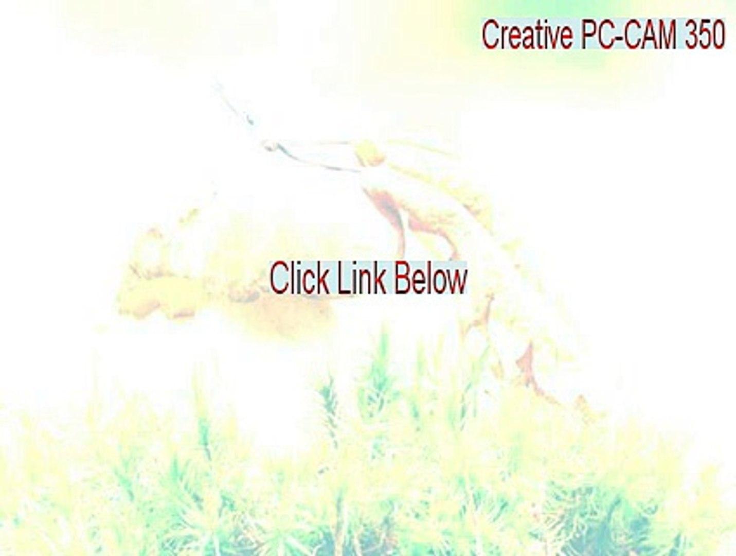 Creative PC-CAM 350 (Composite) Full (Instant Download 2015)