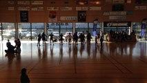 Nos seniors féminines en 16e de finale de Coupe de France 22 février 2015 à Loudun