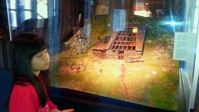Sorties au musée dauphinois et à la casemate à Grenoble - Isère février 2014