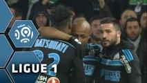 But Michy BATSHUAYI (67ème) / AS Saint-Etienne - Olympique de Marseille (2-2) - (ASSE - OM) / 2014-15
