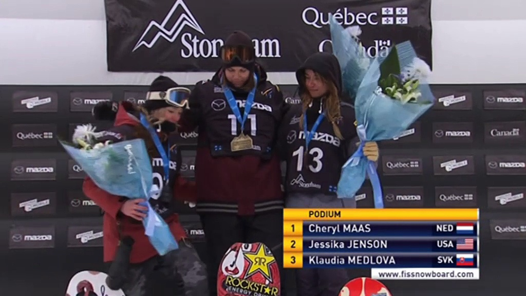 Maas claims back-to-back World Cup wins