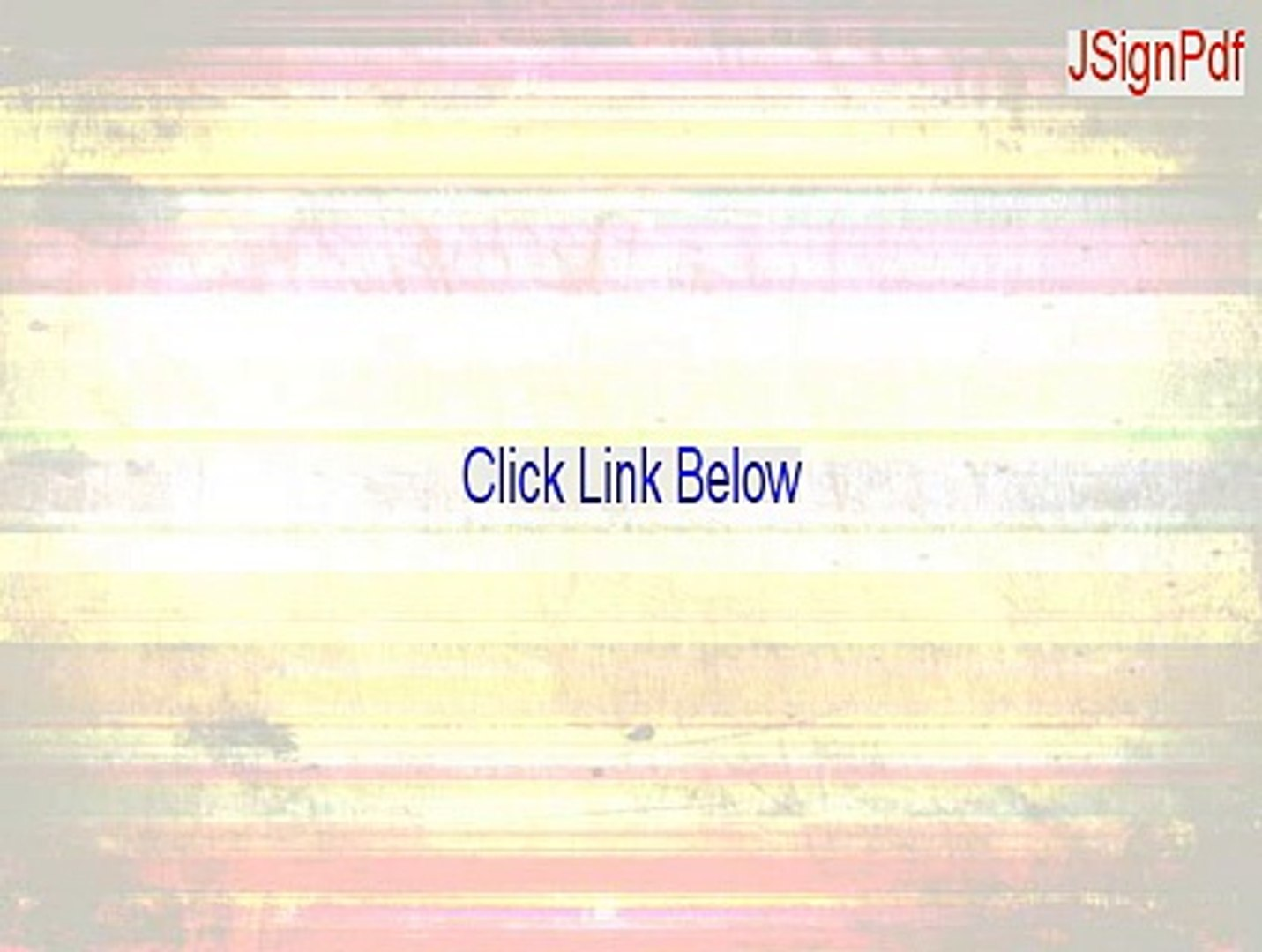JSignPdf Full Download [jsignpdf command line 2015]