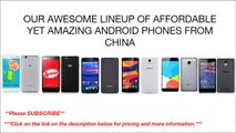 """China Gadgets Update- Awesome Lineup of 5"""" Android Phones"""
