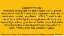 American Dj Mega Flash Dmx Dmx Controllable Strobe Light Review