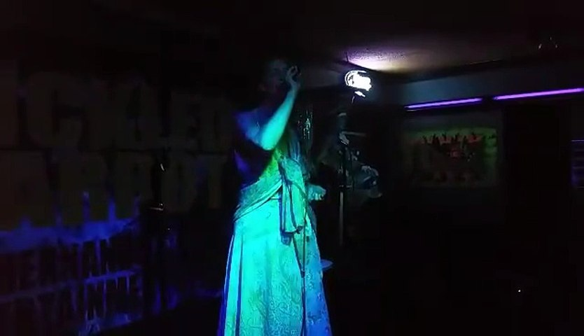 Christie Aphrodite- Stevie Nicks Karaoke