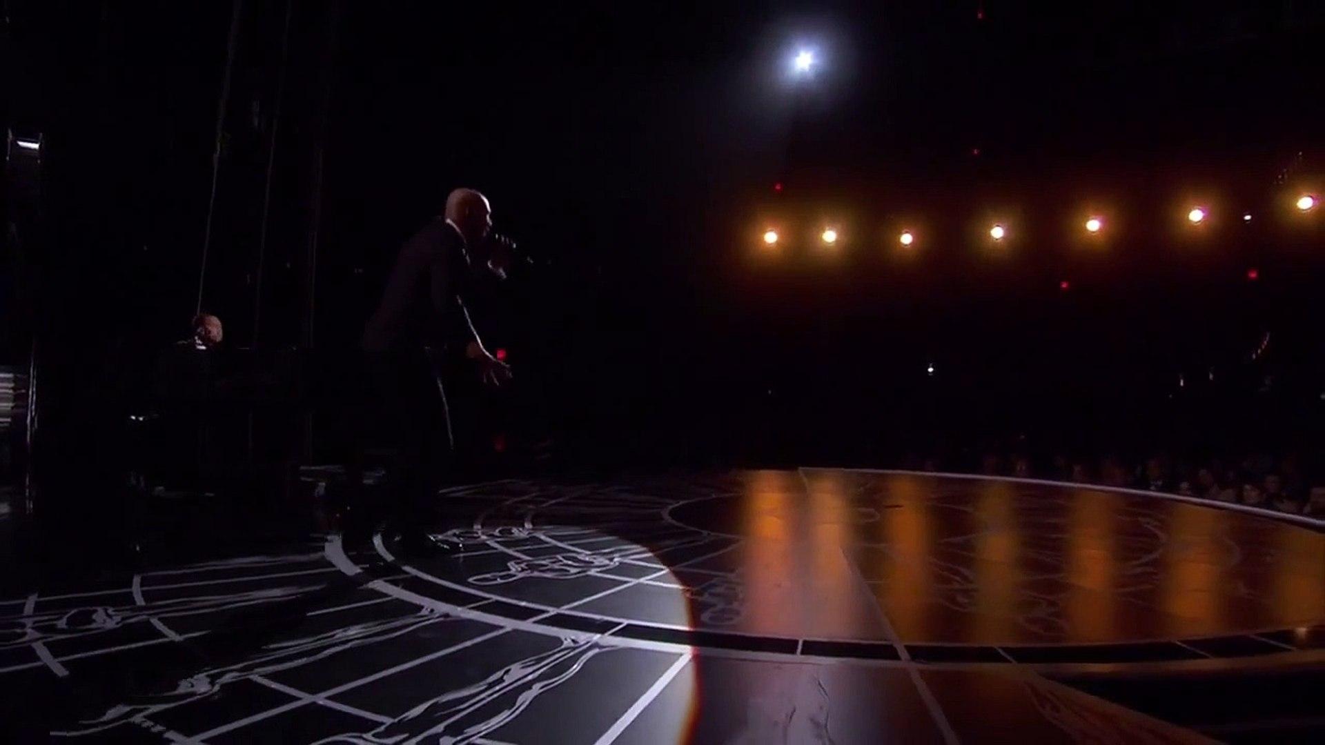 John Legend & Common ~ Glory ~ Oscar for Best Original Song - Live @ Oscars 2015
