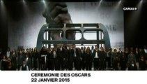 Oscars : John Legend émeut Oprah Winfrey et David Oyelowo jusqu'aux larmes