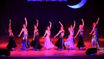 Modern belly dance -Turkish style - Oriental dance school of Amira Abdi