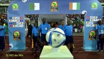 Cote dIvoire - Algeria  CAN Orange 2015  01 02 2015