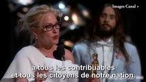Oscars 2015 : le discours féministe de Patricia Arquette