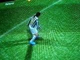 Del Piero sur une passe de Camoranesi
