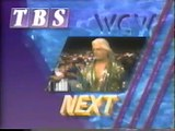 NWA/WCW TV Vol 1 misc TV matches from NWA/WCW 80's