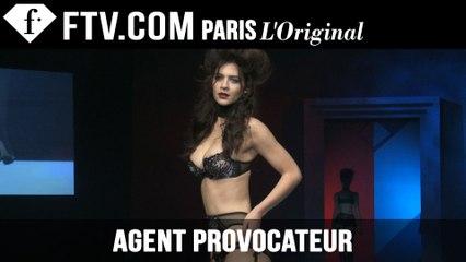 Agent Provocateur & Atsuko Kudo Lingerie Show, London | FashionTV