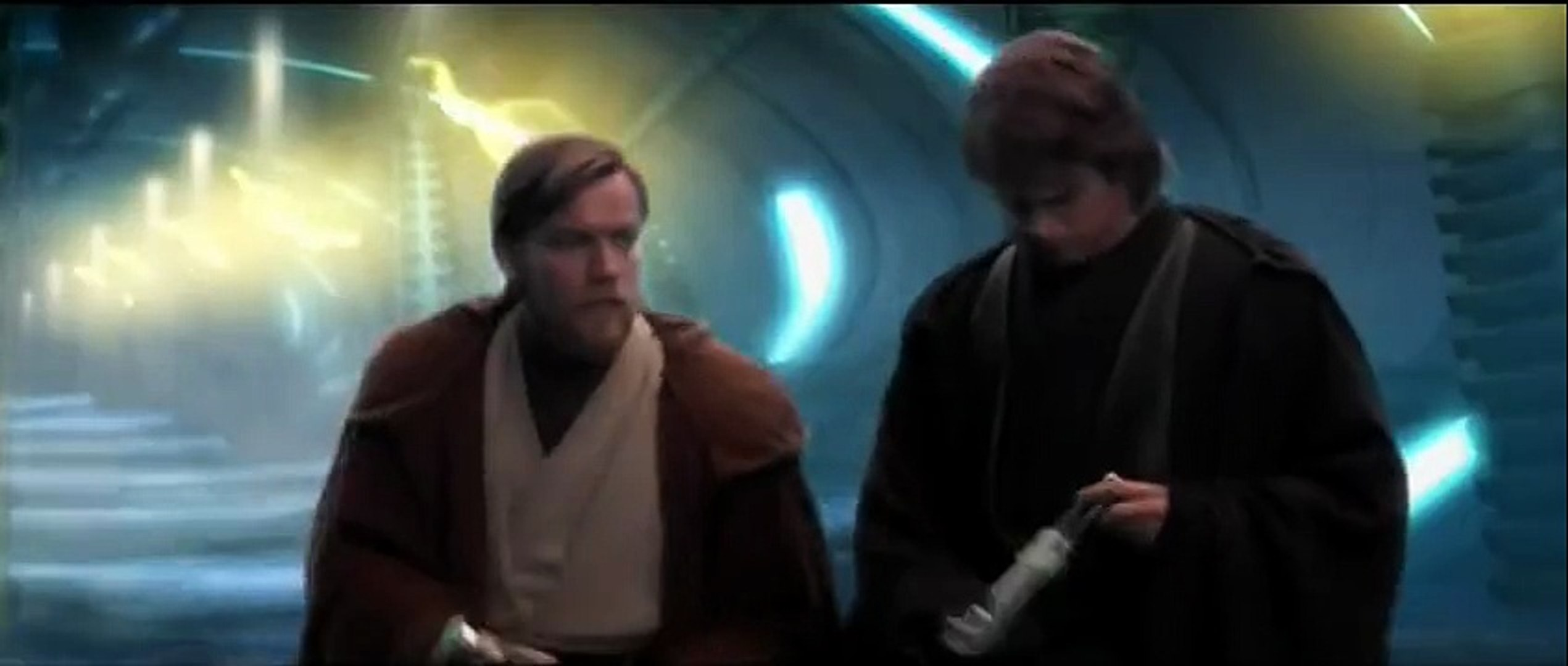 Star Wars Episode Iii Revenge Of The Sith Deleted Scenes Video Dailymotion