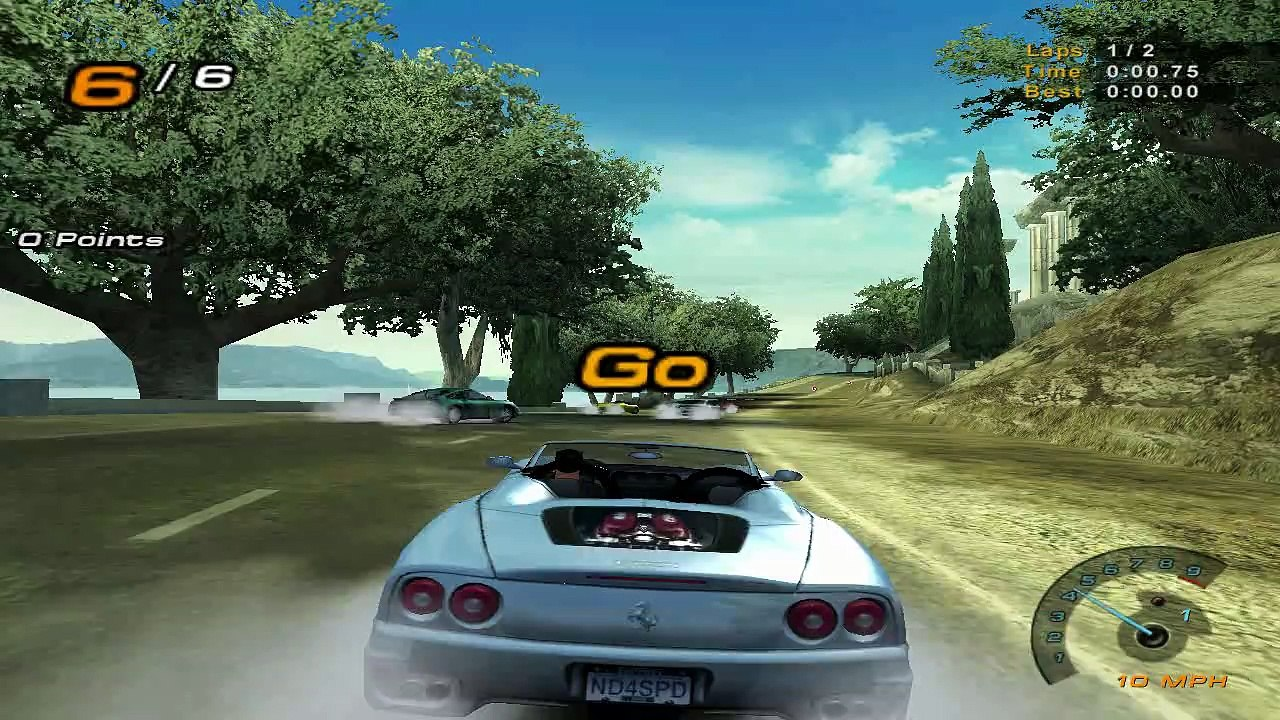 Need For Speed Hot Pusuit 2 Gameplay Free Download Car Racing Games