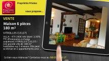 A vendre - maison - VITROLLES (13127) - 6 pièces - 180m²
