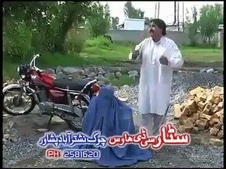 Ismail Shahid New Pashto Funny Drama Clip 2015
