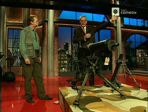 Die Harald Schmidt Show vom 05.09.2001