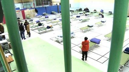Paris: deux centres d'hébergement d'urgence ouverts
