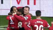 Wayne Rooney goal 2  - Manchester United vs Newcastle United (26.12.2014) Premier League