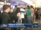 Hasta 24 horas esperan por un vuelo pasajeros de Maiquetía